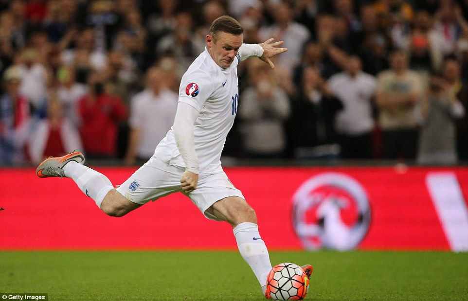Hodgson is delighted that Rooney has the opportunity to extend the scoring record further and has backed him to do so