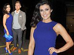 Picture Shows: Kym Marsh, Matt Baker  January 29, 2016\n \n 'Coronation Street' actress Kym Marsh seen arriving with her boyfriend Matt Baker at the RTE studios for 'The Late Late Show' in Dublin, Ireland. Kym looked stunning in a blue form-fitting dress with matching pumps and clutch bag.\n \n Non Exclusive\n WORLDWIDE RIGHTS - NO IRELAND\n \n Pictures by : FameFlynet UK © 2016\n Tel : +44 (0)20 3551 5049\n Email : info@fameflynet.uk.com