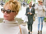 Beverly Hills, CA - Melanie Griffith and daughter Stella Banderas decided to spend some mother daughter time together in the afternoon. The duo went out fashionably dressed while doing some retail therapy.\n  \nAKM-GSI       January 29, 2016\nTo License These Photos, Please Contact :\nSteve Ginsburg\n(310) 505-8447\n(323) 423-9397\nsteve@akmgsi.com\nsales@akmgsi.com\nor\nMaria Buda\n(917) 242-1505\nmbuda@akmgsi.com\nginsburgspalyinc@gmail.com