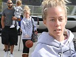 EXCLUSIVE: Kendra Wilkinson and Hank Baskett prove to be supportive and involved parents by attending son Hank Jr.'s basketball game in Los Angeles. Hank was seen carrying daughter Alijah while Kendra dribbled a basketball. Kendra looked fresh-faced and beautiful without a stitch of makeup. This celebrity couple has overcome one of he toughest hurtles in marriage and are now closer than ever .\n\nPictured: hank baskett, kendra wilkinson\nRef: SPL1214154  300116   EXCLUSIVE\nPicture by: Lauren / Splash News\n\nSplash News and Pictures\nLos Angeles: 310-821-2666\nNew York: 212-619-2666\nLondon: 870-934-2666\nphotodesk@splashnews.com\n