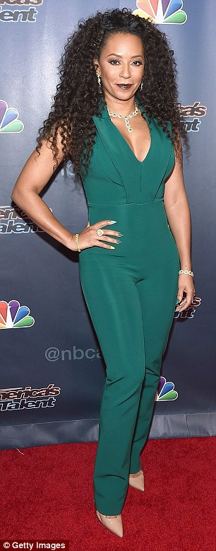 Standing out for all the right reasons: AGT judges Mel B and Heidi Klum both looked great