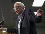 Democratic presidential candidate Sen. Bernie Sanders, I-Vt., speaks during a campaign rally, on Sunday, Jan. 31, 2016, in Waterloo, Iowa. (AP Photo/Evan Vucci)