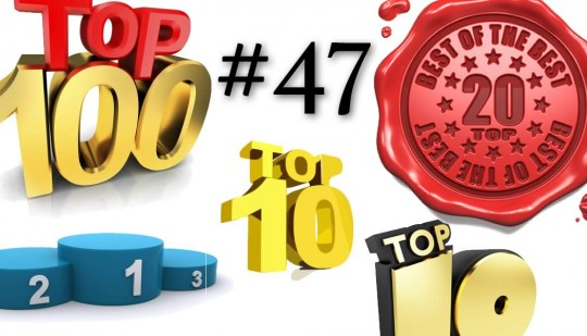 top lists and ranking psychology