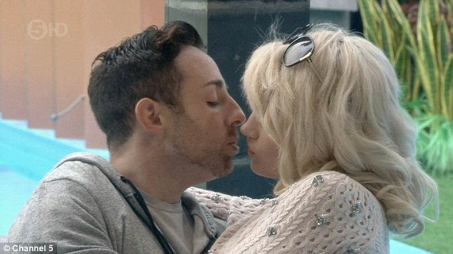 Devious: In another part of the task Chloe-Jasmine and Stevi were forced to give up each other for the day - something they found very difficult