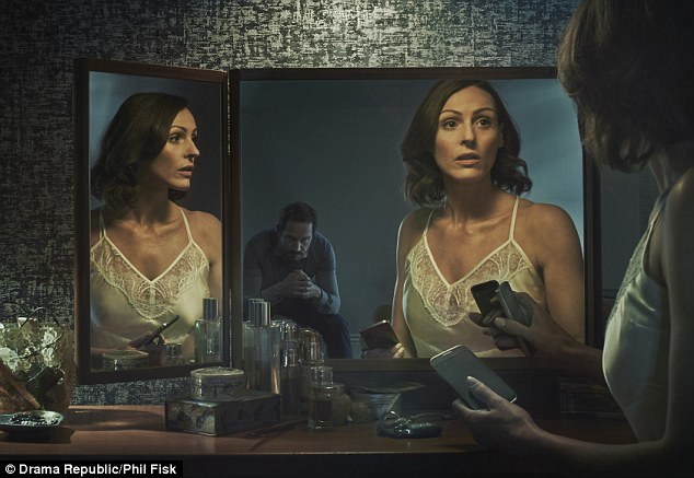 There is enough psychological tension in the set-up of  DR Foster to  last for weeks, writes Christopher Stevens