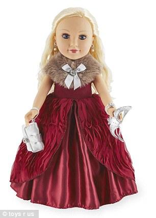 Journey Girls 2015 Italy Holiday Doll - Giovanna: $49.99