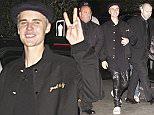 Justin Bieber arrives at 1Oak nightclub in Los Angeles\n\nPictured: Justin Bieber\nRef: SPL1218347  300116  \nPicture by: Holly Heads LLC / Splash News\n\nSplash News and Pictures\nLos Angeles: 310-821-2666\nNew York: 212-619-2666\nLondon: 870-934-2666\nphotodesk@splashnews.com\n