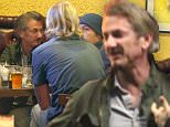 EXCLUSIVE: Sean Penn enjoys a night out at the Crown & Anchor in Thousand Oaks. Sean was smoking cigarettes and taking selfies with a friends around 2am Sunday morning.  The group then all piled into a small old blue VW bug & drove off to an an after party at a local house in Thousand Oaks. \n\nPictured: Sean Penn \nRef: SPL1212676  310116   EXCLUSIVE\nPicture by: Ability Films / Splash News\n\nSplash News and Pictures\nLos Angeles: 310-821-2666\nNew York: 212-619-2666\nLondon: 870-934-2666\nphotodesk@splashnews.com\n
