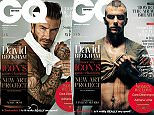 Sunday 31st January\nThe March 2016 issue of GQ celebrates British legend David Beckham, with five exclusive\ncovers that are revealed today.\nThrough careful control of his image, David Beckham has grown from football icon to fashion\ngod, influential philanthropist and businessman. An exhibition at London?s Phillips Galleries of\nsome of the most iconic photographs taken of Beckham by artists including Damien Hirst,\nMarc Hom, Nadav Kander, Annie Leibovitz, Vincent Peters, Mario Sorrenti and Paul Wetherell\nwill showcase how that image has evolved ? and where it?s about to take him.\n?David Beckham really has a golden aura about him these days, a star quality burnished by a\ndedication to self-improvement, a savvy series of brand endorsements and the not\ninconsiderable fact that the public as a whole appear to have taken him to their hearts? As for\nthis special issue, when we saw the scale of the project at Phillips and the wealth of images\nbeing auctioned ? including some iconic