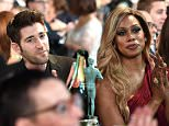 LOS ANGELES, CA - JANUARY 30:  Actress Laverne Cox (R) in the audience during The 22nd Annual Screen Actors Guild Awards at The Shrine Auditorium on January 30, 2016 in Los Angeles, California. 25650_013  (Photo by Dimitrios Kambouris/Getty Images for Turner)