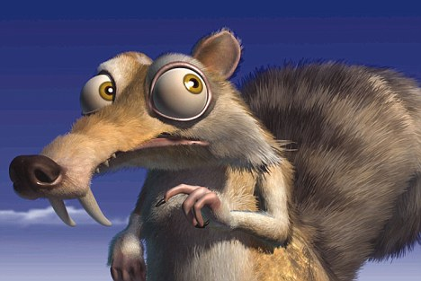 It was a palaeontologist, Dr Guillermo Rougier, of Louisville University, Kentucky, who said the species - named Cronopio dentiacutus after its sharp teeth - bears a striking resemblance to Scrat