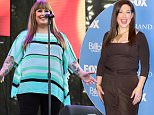 WEST HOLLYWOOD, CA - JUNE 13:  Singer Carnie Wilson of the band Wilson Phillips performs onstage at LA Pride 2015 by Christopher Street West on June 13, 2015 in West Hollywood, California.  (Photo by Amanda Edwards/WireImage)