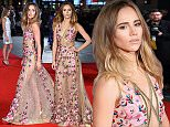 Suki Waterhouse attending the European premiere of Pride and Prejudice and Zombies held at Vue West End in Leicester Square, London. PRESS ASSOCIATION Photo. Picture date: Monday February 1, 2016. Photo credit should read: PA Wire