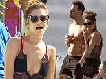 january 31st, 2016\n \n Wedding guests celebrate the wedding of Kimberley Walsh and her long term boyfriend Justin Scott on a Catamaran in Barbados. \n \n Guests looked to be having a great time dancing and eating. Cheryl looked to be getting close to one of the wedding guests.\n \n EXCLUSIVE\n UK RIGHTS ONLY\n \n Pictures by : FameFlynet UK © 2016\n Tel : +44 (0)20 3551 5049\n Email : info@fameflynet.uk.com
