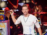 Mandatory Credit: Photo by Action Press/REX/Shutterstock (5495054bx) Coldplay - Chris Martin 'The Voice of Germany' TV show final, Berlin, Germany - 17 Dec 2015