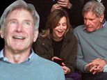 Sunday January 31, 2016; Harrison Ford and Calista Flockhart out at the Lakers game. The Charlotte Hornets defeated the Los Angeles Lakers by the final score of 110-82 at Staples Center in downtown Los Angeles, CA.\n\nPictured: Harrison Ford and Calista Flockhart\nRef: SPL1218682  310116  \nPicture by: London Ent / Splash News\n\nSplash News and Pictures\nLos Angeles: 310-821-2666\nNew York: 212-619-2666\nLondon: 870-934-2666\nphotodesk@splashnews.com\n
