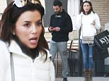 Picture Shows: Eva Longoria  January 31, 2016\n \n Engaged couple Eva Longoria and Jose Antonio Baston are spotted out shopping with a friend at Barneys New York in Beverly Hills, California. The pair made their first red carpet appearance as an engaged couple at last night's SAG Awards.\n \n Exclusive All Rounder\n UK RIGHTS ONLY\n \n Pictures by : FameFlynet UK © 2016\n Tel : +44 (0)20 3551 5049\n Email : info@fameflynet.uk.com