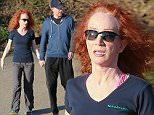 *EXCLUSIVE* Hollywood, CA - A frizzy haired Kathy Griffin works up a sweat as she takes an afternoon Runyon Canyon walk in Hollywood with her beau Randy Bick.\n  \nAKM-GSI         January  29, 2016\nTo License These Photos, Please Contact :\nSteve Ginsburg\n(310) 505-8447\n(323) 423-9397\nsteve@akmgsi.com\nsales@akmgsi.com\nor\nMaria Buda\n(917) 242-1505\nmbuda@akmgsi.com\nginsburgspalyinc@gmail.com