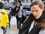 eURN: AD*194966480  Headline: FAMEFLYNET - Busy Mum Jennifer Garner Takes Her Kids To Church In Pacific Palisades Caption: Picture Shows: Samuel Affleck, Jennifer Garner  January 31, 2016    Actress and busy mother Jennifer Garner takes her kids to church in Pacific Palisades.    Non-Exclusive  UK RIGHTS ONLY    Pictures by : FameFlynet UK © 2016  Tel : +44 (0)20 3551 5049  Email : info@fameflynet.uk.com Photographer: 922 Loaded on 31/01/2016 at 19:28 Copyright:  Provider: FameFlynet.uk.com  Properties: RGB JPEG Image (17579K 1145K 15.4:1) 2000w x 3000h at 72 x 72 dpi  Routing: DM News : GeneralFeed (Miscellaneous) DM Showbiz : SHOWBIZ (Miscellaneous) DM Online : Online Previews (Miscellaneous), CMS Out (Miscellaneous)  Parking: