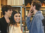 Picture Shows: Kris Jenner, Kourtney Kardashian, Scott Disick  February 02, 2016    A few members of the 'Keeping up with the Kardashians' cast spotted filming at William Sonoma in Calabasas, California. Scott Disick, Kris Jenner and Kourtney Kardashian browsed through the shop while the cameras rolled.    Non Exclusive  UK RIGHTS ONLY    Pictures by : FameFlynet UK © 2016  Tel : +44 (0)20 3551 5049  Email : info@fameflynet.uk.com
