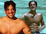 Peter Andre Mysterious Girl video grabs