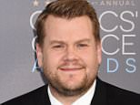 SANTA MONICA, CA - JANUARY 17: Actor/TV personality James Corden attends the 21st Annual Critics' Choice Awards at Barker Hangar on January 17, 2016 in Santa Monica, California.(Photo by Jeffrey Mayer/WireImage)