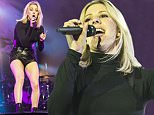 English singer Ellie Goulding performs live on stage at the Mediolanum Forum in Milan, Italy on February 1, 2016.  Pictured: Ellie Goulding, Elena Jane Goulding Ref: SPL1218646  010216   Picture by: EDV / Splash News  Splash News and Pictures Los Angeles: 310-821-2666 New York: 212-619-2666 London: 870-934-2666 photodesk@splashnews.com
