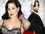 eURN: AD*195187863  Headline: 2016 Femmy Awards Caption: NEW YORK, NY - FEBRUARY 02:  Dita Von Teese attends the 2016 Femmy Awards on February 2, 2016 in New York City.  (Photo by Laura Cavanaugh/FilmMagic) Photographer: Laura Cavanaugh  Loaded on 03/02/2016 at 01:28 Copyright: FilmMagic Provider: FilmMagic  Properties: RGB JPEG Image (17957K 801K 22.4:1) 2043w x 3000h at 300 x 300 dpi  Routing: DM News : GroupFeeds (Comms), GeneralFeed (Miscellaneous) DM Showbiz : SHOWBIZ (Miscellaneous) DM Online : Online Previews (Miscellaneous), CMS Out (Miscellaneous)  Parking: