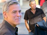 George Clooney seen arriving at the ABC studios for Jimmy Kimmel Live\nFeaturing: George Clooney\nWhere: Los Angeles, California, United States\nWhen: 03 Feb 2016\nCredit: Michael Wright/WENN.com