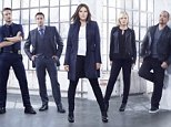 Still of Ice-T, Mariska Hargitay, Kelli Giddish, Raúl Esparza and Peter Scanavino in Law & Order: Special Victims Unit