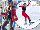 Picture Shows: Sarah Harding  January 30, 2016\n \n **MIN FEE MAG PRINT USAGE FEE £150 PER IMAGE**\n \n ** Min Web / Online Fee £350 For Set **\n \n Former 'Girls Aloud' singer Sarah Harding is spotted training for reality television show 'The Jump' in Austria.\n \n Sarah appeared to be enjoying herself in the snow - despite the fact that her former band mates are currently in Barbados to celebrate Kimberley Walsh's wedding.\n \n **MIN FEE MAG PRINT USAGE FEE £150 PER IMAGE**\n \n ** Min Web / Online Fee £350 For Set **\n \n Exclusive All Rounder\n WORLDWIDE RIGHTS \n Pictures by : FameFlynet UK © 2016\n Tel : +44 (0)20 3551 5049\n Email : info@fameflynet.uk.com