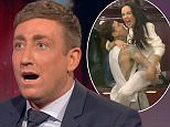 Editorial Use Only\nMandatory Credit: Photo by REX/Shutterstock (5569392e)\nChristopher Maloney is evicted\n'Celebrity Big Brother' TV show, Elstree Studios, Hertfordshire, Britain - 26 Jan 2016\n