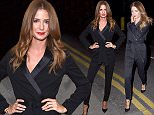 Picture Shows: Millie Mackintosh  February 02, 2016    Stars attend the Richard Braqo VIP dinner on Farringdon Road in London, England. Richard Braqo is a British designer shoe label.    Non Exclusive  WORLDWIDE RIGHTS    Pictures by : FameFlynet UK © 2016  Tel : +44 (0)20 3551 5049  Email : info@fameflynet.uk.com