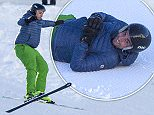 Picture Shows: James 'Arg' Argent  1st February, 2016\n \n * Min Web / Online Fee £200 For Set *\n \n Celebrities are seen training for reality television show 'The Jump' in Austria, with some disastrous results.\n \n 'The Only Way Is Essex' star James 'Arg' Argent fell over in the snow despite assistance from 'Superman' Dean Cain, and Tom from the band The Wanted was seen with a bandaged hand; just two days ahead of the live show.\n \n Exclusive All Rounder\n WORLDWIDE RIGHTS\n \n Pictures by : FameFlynet UK © 2016\n Tel : +44 (0)20 3551 5049\n Email : info@fameflynet.uk.com
