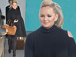 2 Feb 2016 - London - UK  Jennifer Ellison seen after appearing on the This Morning show.  BYLINE MUST READ : XPOSUREPHOTOS.COM  ***UK CLIENTS - PICTURES CONTAINING CHILDREN PLEASE PIXELATE FACE PRIOR TO PUBLICATION ***  **UK CLIENTS MUST CALL PRIOR TO TV OR ONLINE USAGE PLEASE TELEPHONE   44 208 344 2007 **