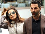 Eva Longoria and her fiancÈ Jose Antonio Baston shopping in the streets of Mexico City  Pictured: Eva Longoria, Jose Antonio Baston Ref: SPL1216065  020216   Picture by: Clasos.com.mx / Splash News  Splash News and Pictures Los Angeles: 310-821-2666 New York: 212-619-2666 London: 870-934-2666 photodesk@splashnews.com