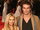 """LONDON, ENGLAND - FEBRUARY 01:  Naomi Ball and Max Morley attend the European premiere of """"Pride And Prejudice And Zombies"""" at Vue West End on February 1, 2016 in London, England.  (Photo by Fred Duval/FilmMagic)"""