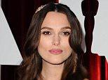Mandatory Credit: Photo by Startraks Photo/REX/Shutterstock (4448561jm)  Keira Knightley  87th Academy Awards, Oscars, Arrivals, Los Angeles, America - 22 Feb 2015  The 87th Academy Awards - Arrivals