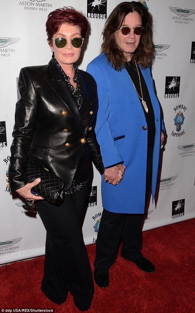 Her Iron Man: She has been married to Black Sabbath's original, and second best, singer Ozzy since 1982
