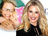 """Model Christie Brinkley debuts NYDJ 2016 """"Fit to Be"""" Campaign at Lord & Taylor Fifth Avenue in New York City on January 28, 2016\n\nPictured: Christie Brinkley\nRef: SPL1217048  280116  \nPicture by: Christopher Peterson/Splash News\n\nSplash News and Pictures\nLos Angeles: 310-821-2666\nNew York: 212-619-2666\nLondon: 870-934-2666\nphotodesk@splashnews.com\n"""