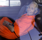 FILE - In this Tuesday, March 17, 2015 file photo, Robert Durst is transported from Orleans Parish Criminal District Court to the Orleans Parish Prison after his arraignment on murder charges in New Orleans. U.S. District Judge Kurt Engelhardt has scheduled Durst¿s re-arraignment for Wednesday, Feb. 3, 2016, on a charge of illegally carrying a .38-caliber revolver after a felony conviction. (AP Photo/Gerald Herbert, File)