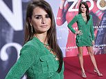 "Spanish actor Penelope Cruz poses prior to a German premiere of ""Zoolander No 2"" on January 2, 2016 in Berlin.  / AFP / dpa / J¿rg Carstensen / Germany OUTJORG CARSTENSEN/AFP/Getty Images"