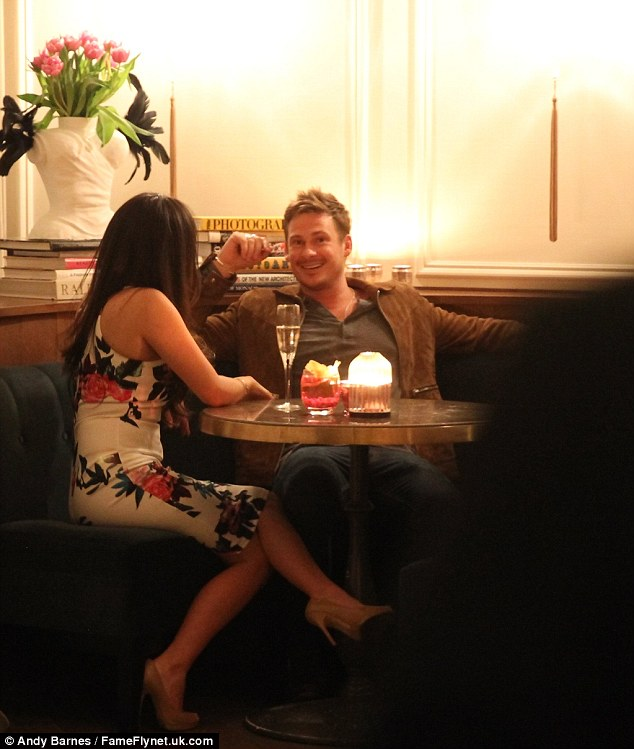 Love triangle:Casey, along with raunchy actress Jasmin Waltz, formed a convoluted love triangle with Lee during their appearance on Big Brother