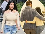 Picture Shows: Kourtney Kardashian  February 02, 2016    A few members of the 'Keeping up with the Kardashians' cast spotted filming at William Sonoma in Calabasas, California. Scott Disick, Kris Jenner and Kourtney Kardashian browsed through the shop while the cameras rolled.    Non Exclusive  UK RIGHTS ONLY    Pictures by : FameFlynet UK � 2016  Tel : +44 (0)20 3551 5049  Email : info@fameflynet.uk.com