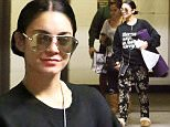 Picture Shows: Stella Hudgens, Vanessa Hudgens  February 03, 2016\\n \\n Grieving actress Vanessa Hudgens stops by a friend's house in Burbank, California after attending a yoga class. Vanessa, who is mourning the recent passing of her father Greg Hudgens, was in no mood for photos and hid her face from the cameras. \\n \\n Non-Exclusive\\n UK RIGHTS ONLY \\n \\n Pictures by : FameFlynet UK © 2016\\n Tel : +44 (0)20 3551 5049\\n Email : info@fameflynet.uk.com