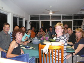 Dinner in Bundeena