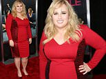 Celebrity Arrivals at the 'How to Be Single' Premiere in NYC\n\nPictured: Rebel Wilson\nRef: SPL1220568  030216  \nPicture by: Richie Buxo / Splash News\n\nSplash News and Pictures\nLos Angeles: 310-821-2666\nNew York: 212-619-2666\nLondon: 870-934-2666\nphotodesk@splashnews.com\n