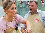 WARNING: Embargoed for publication until 00:00:01 on 26/01/2016 - Programme Name: The Great Sport Relief Bake Off 2016 - TX: 03/02/2016 - Episode: n/a (No. 2) - Picture Shows: **EMBARGOED FOR PUBLICATION UNTIL 00:01 HRS ON TUESDAY 26TH JANUARY 2016** Ed Balls MP - (C) Love Productions - Photographer: Lucille Flood