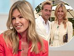 EDITORIAL USE ONLY. NO MERCHANDISING Mandatory Credit: Photo by Ken McKay/ITV/REX/Shutterstock (5581301n) Marina Fogle 'Lorraine' TV show, London, Britain - 04 Feb 2016 Ben Fogle's wife talks about the stillbirth of their third baby in 2014.  She's written a pregnancy guide, n her first TV interview, which is out today.
