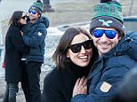 Exclusive... 51961648 Actor Bradley Cooper was spotted out with model Irina Shayk in Central Park on February 2, 2016.  The two were spending quality time together after after Irina's short trip to Madrid. ***NO WEB USE W/O PRIOR AGREEMENT - CALL FOR PRICING*** FameFlynet, Inc - Beverly Hills, CA, USA - +1 (310) 505-9876
